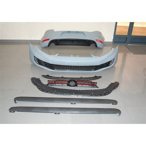 kit de carroceria volkswagen golf  gti abs convert cars
