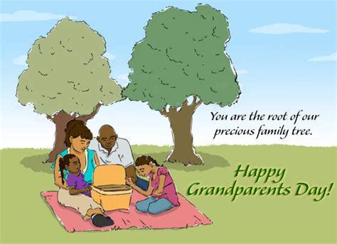 Grandparents Family Tree
