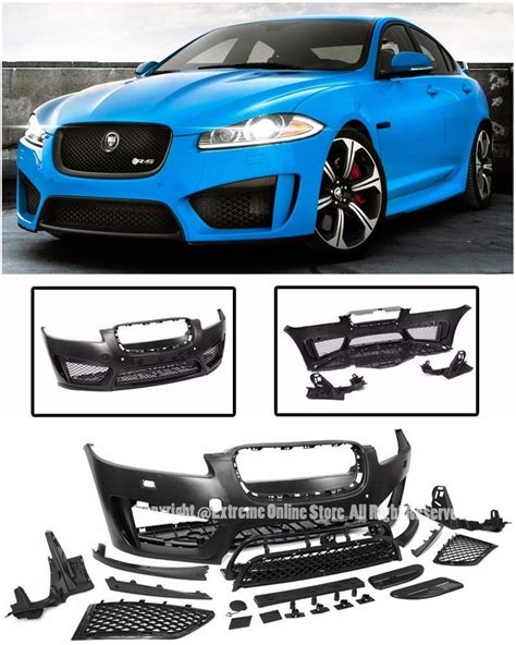 fun mod   jag xfr  style front