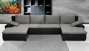 u form sofa couchgarnitur u form sofa mit schlaffunktion sofagarnitur sydney wohnlandschaft