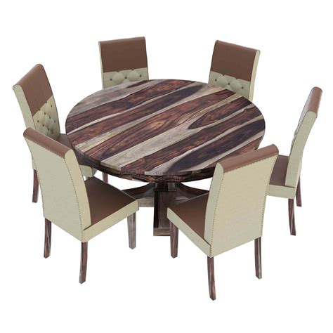 hosford handcrafted solid wood  dining table