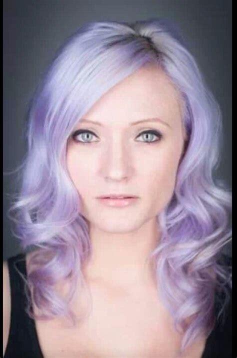 Pastel Purple Hair Color Hair Color Pinterest Purple