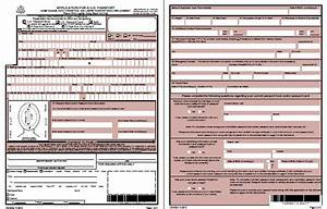 Ds 5504 application for a us passport name change data for Application for us passport data correction