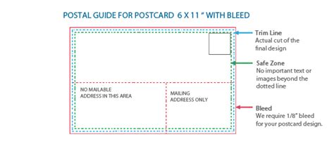 postcard size standard postcard size printing guide uprinting