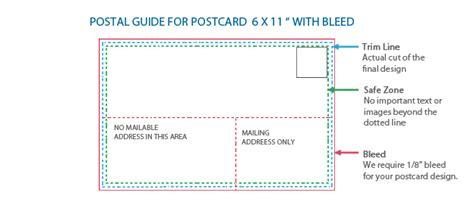 Standard Postcard Size Printing & Guide Uprintingcom