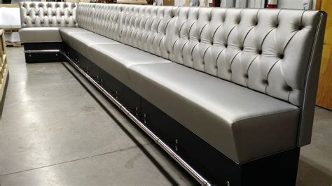 Holders Restaurant Furniture -bar Height Banquettes