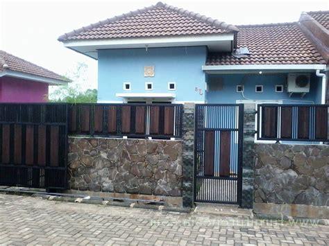 model rumah minimalis unik wallpaper dinding