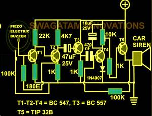 3 Cool Sound Activated Switch Circuits