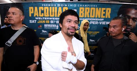 Adrien Broner vs Manny Pacquiao Betting Lines, Odds ...