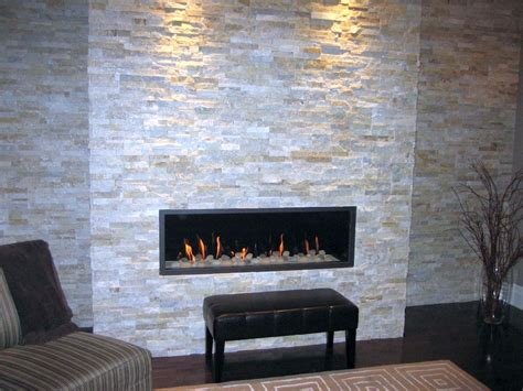 stack fireplace contemporary built in stack fireplaces