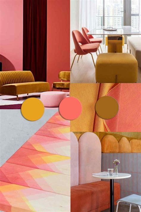 color trends  starting  pantone  living coral