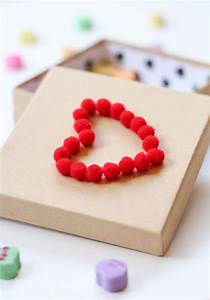 Valentine Candy Box - The Crafted Life  Valentines