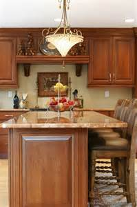kitchen ideas for medium kitchens pictures of kitchens traditional medium wood cherry color kitchen 2