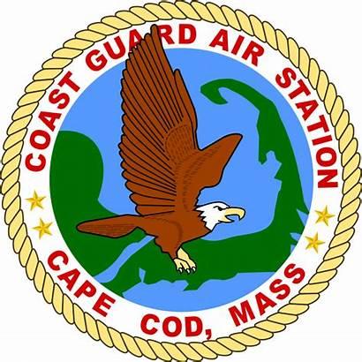 Cape Cod Uscg Svg Insignia Unit Guard