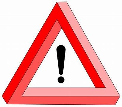 Caution Clipart Transparent Paradox Sign Background Clip
