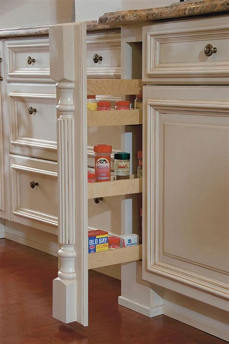 spice drawers kitchen cabinets kitchen cabinet organization products omega 5649