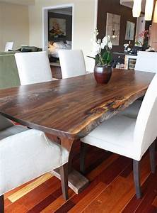 modern wooden dining tables home design With modern wood dining room table