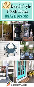 22, Best, Beach, Style, Porch, Decoration, Ideas, And, Designs, For, 2021