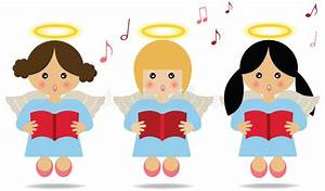Angels singing stock illustration. Illustration of ...