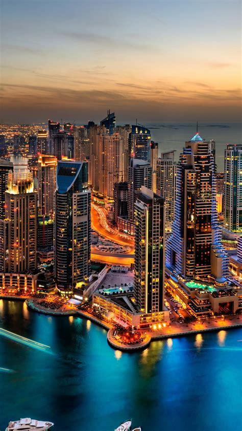 Dubai - Dream city from the United Arab Emirates Wallpaper ...