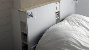 Lit Ikea Rangement : bidouilles ikea customisation transformation et diy meuble ikea ~ Teatrodelosmanantiales.com Idées de Décoration