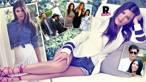 Kourtney Tells All! Kardashian Reveals 7 Family Secrets ...