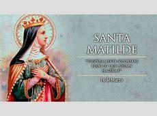 Santa Matilde, Reina de Alemania ACI Prensa