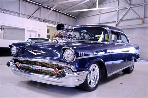 1957 Chevy Bel Air Texas  Mitula Cars