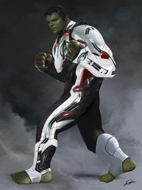 Avengers Endgame Newly Surfaced Promo Art Reveals
