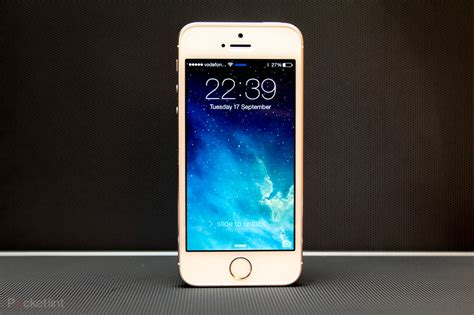 iphone 5s rating apple iphone 5s review pocket lint