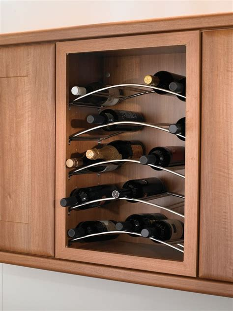 kitchen cabinet rack 8 best images about wine rack ideas on amish 2701