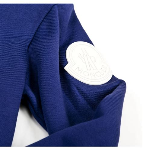 MONCLER Džemperis Dark Violet - Podium.lv