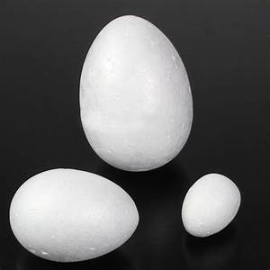 Basteln Mit Styropor : styropor eier 6 cm zum ostereier basteln eur 0 45 miroflor floristik geschenke bastelbedarf ~ Eleganceandgraceweddings.com Haus und Dekorationen