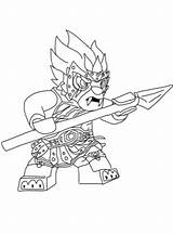 Coloring Spear Chima Lego Printable 811px 63kb Library Clipart Popular Clip sketch template