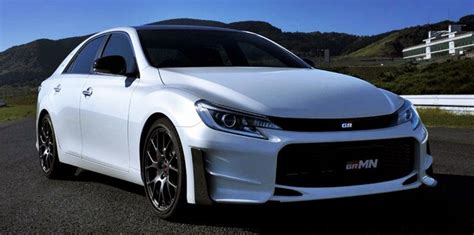 toyota mark   review  engine specs  august