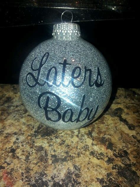 fifty shades xmas tree ornaments for all of those who still think of rob as fifty heres a laters baby 50 shades ornament by my