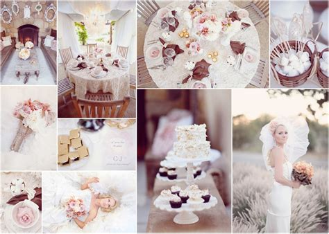 shabby chic wedding themes wedding themes
