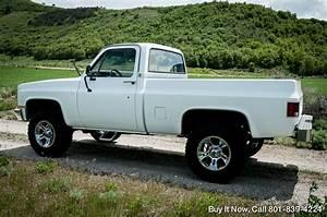 1983 Chevrolet C K Pickup 1500 K10 4x4 Chevy Crate 4 Bolt