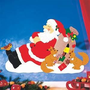 Weihnachten Basteln Vorlagen : fensterbild verschlafene weihnachten fischer fensterbilder ~ Buech-reservation.com Haus und Dekorationen