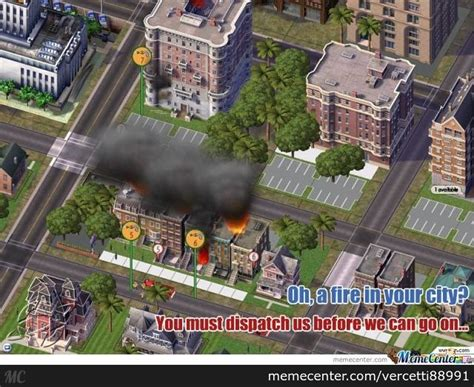 Simcity Meme - simcity logic by vercetti88991 meme center
