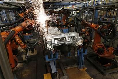 Industrial Robot German Factory Researchers Reuters Robots