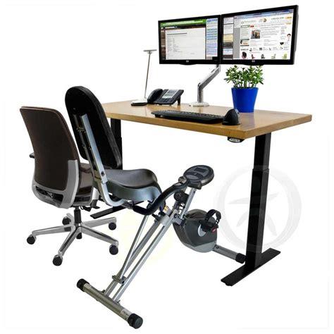 best desk under 50 recumbent bike computer desk 14 best exercise desks images