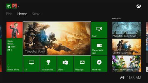 Xbox One Dashboard Update Walkthrough