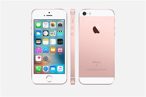 iphone 6s iphone se vs iphone 6s spec comparison digital trends