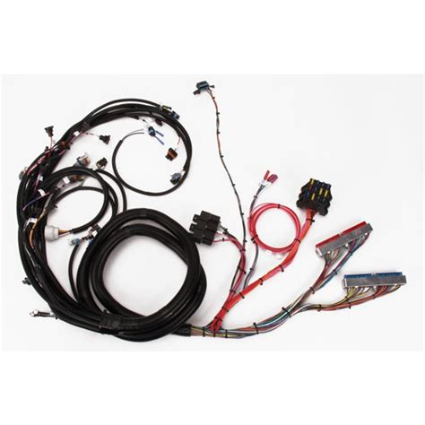 Ls1 Wiring Harnes by Speedway 1999 2002 Ls1 Engine Wiring Harness Extended Ebay