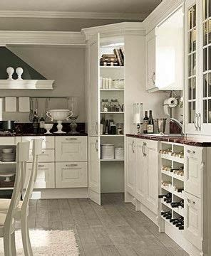 Corner Pantry Design Ideas, Pictures, Remodel, And Decor