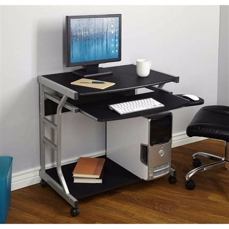 computer desk table home office furniture workstation laptop student study new ebay