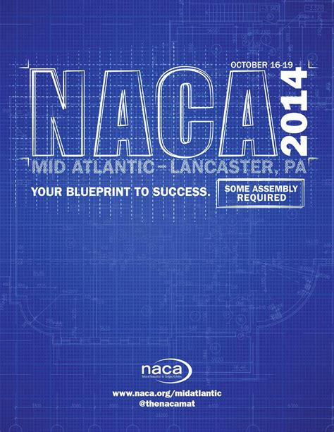 blueprint  success  naca mid atlantic