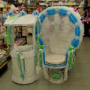 baby shower chair rental nj