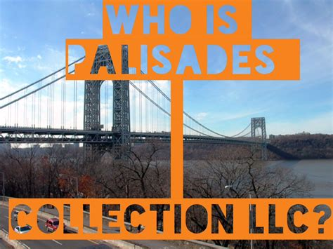 Collection Llc sued by palisades collection llc in new york or new